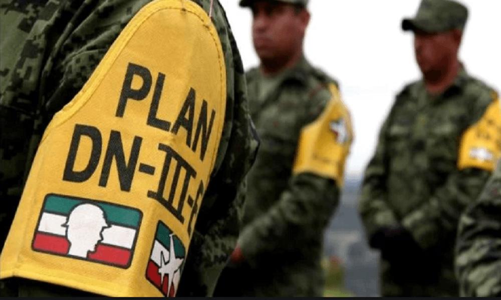 El Gobierno puso en marcha el Plan DN-III-E para hacer frente a la pandemia