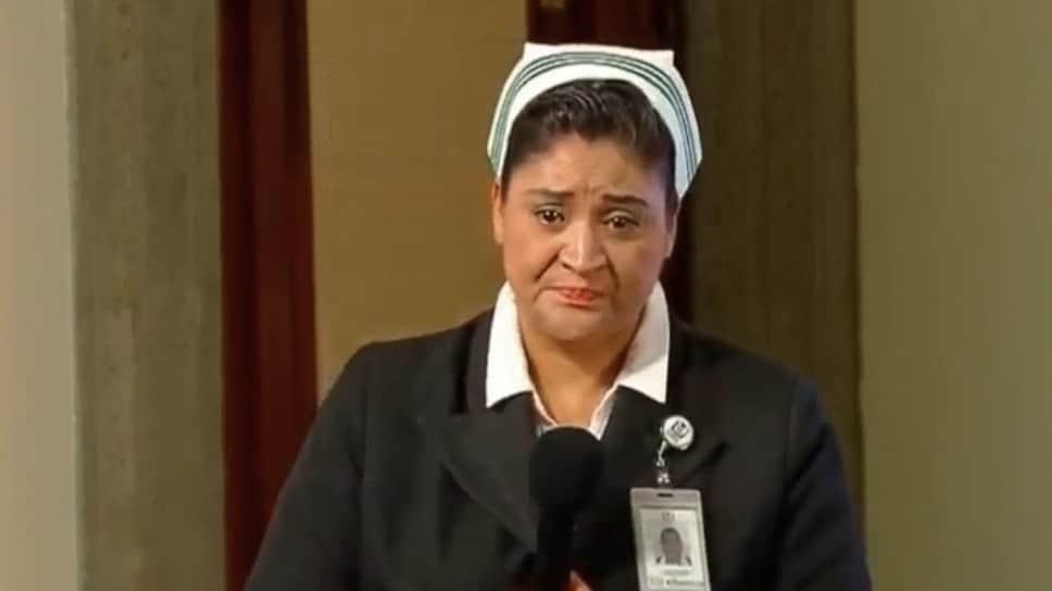 Durante una conferencia de prensa en Palacio Nacional, la jefa Fabiana , titular de las enfermeras del IMSS, soltó en llanto por la agresiones de que son objeto sus compañeras y compañeros por parte de la ciudadanía que creen son portadoras de coronavirus