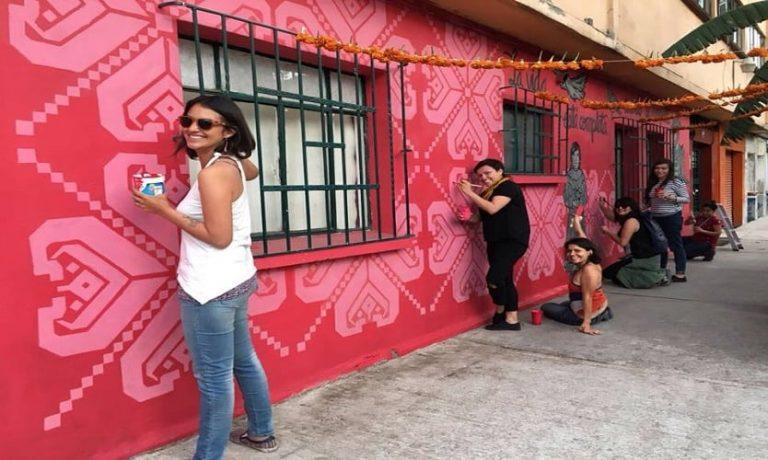 Buscan reconstruir la Roma con Murales